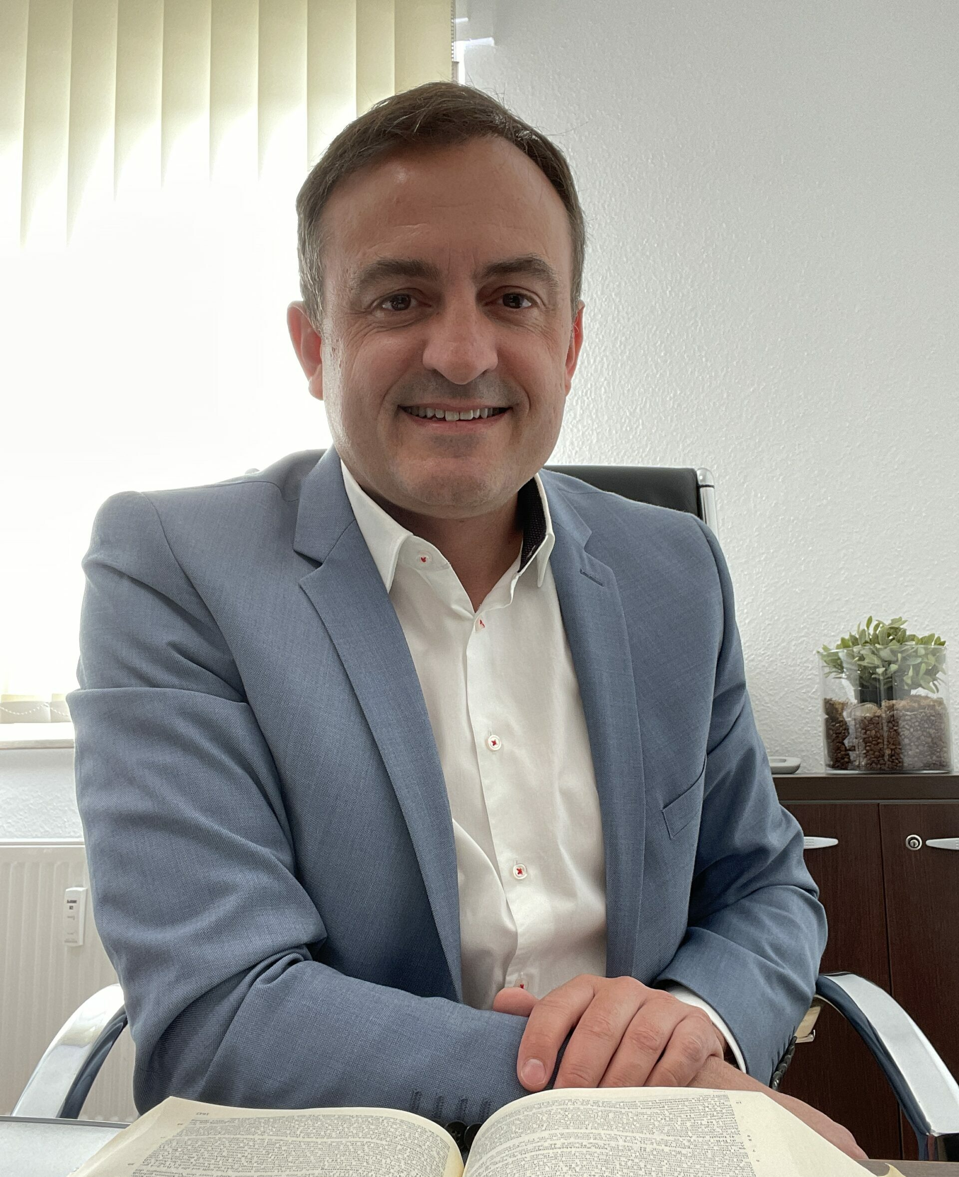 Rechtsanwalt Nils Finkeldei